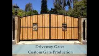 Gate Repair Valley Center - Gate Production & Installation (760) 989- 4999