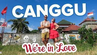 Gambar cover You Need to Visit Canggu. Best Town in Bali. Street Art Tour (Where to stay in Bali)