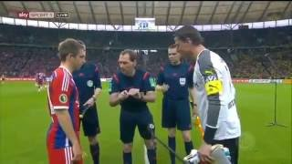 Bayern Munich vs Borussia Dortmund 2 0 GERMAN SUPERCUP Goal moments & ALL GOALS HD