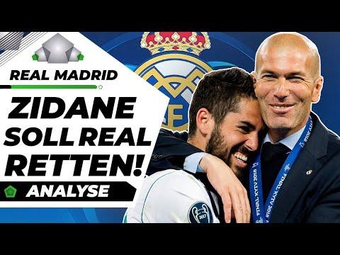 Real Madrid: Was Zidane bereits geändert hat! |Analyse