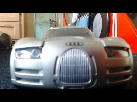 1/18 maisto audi supersportwagen rosemeyer concept 2000