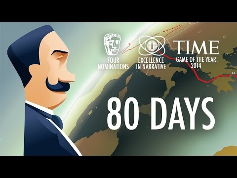 80 days Official Trailer