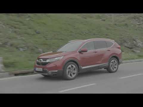 2018/19 Honda CR-V