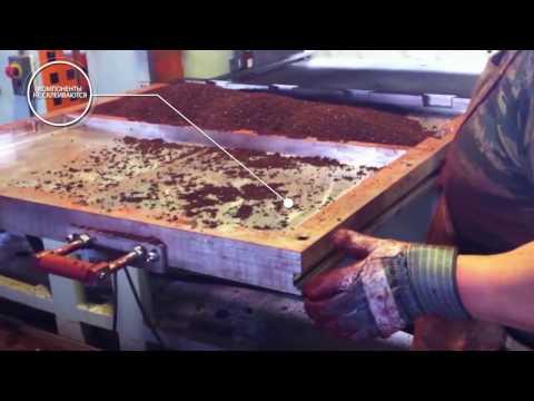 видео: Срванение резиновой плитки АртПрайм и плитки горячего прессования