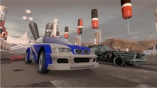 Need for speed Pro Street Gameplay Vs The Speed King