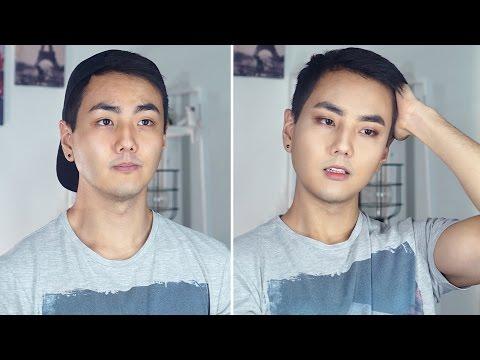 Doing My Friends Makeup 7  Edward Avila