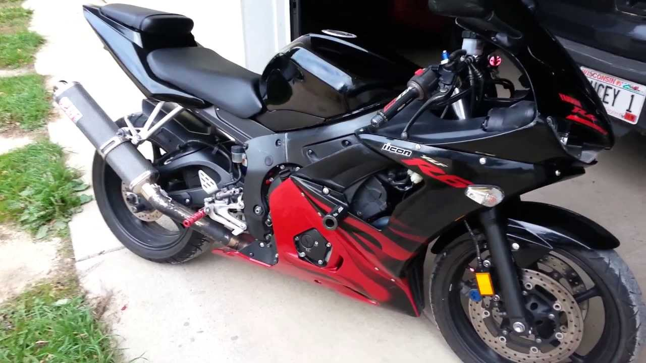 Special  Yamaha R Yzf