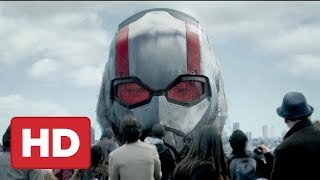 Ant-Man and the Wasp Trailer (2018) Paul Rudd, Evangeline Lilly