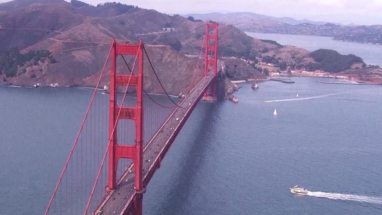 Мост Золотые Ворота: самому известному месту суицидов исполнилось 80 лет