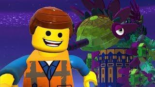 The LEGO Movie 2 Videogame - SYSTARIAN JUNGLE Preview (Switch, Xbox, PS4)