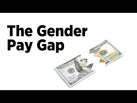 3 Things You Should Know About The Gender Pay Gap
