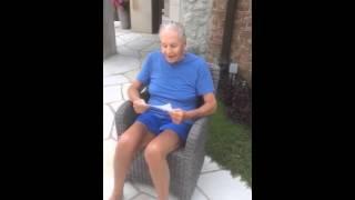 Mr. Art Van Issues the Ice Bucket Challenge for ALS