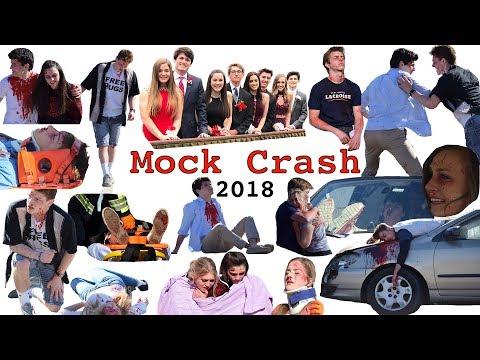 Peters Township Mock Crash 2018
