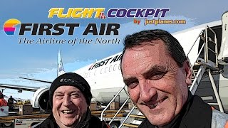 FIRST AIR - The Airline of the North!