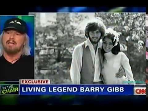 BARRY GIBB  EMOTIONAL INTERVIEW