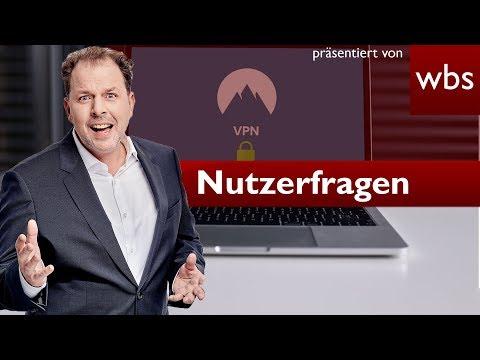 VPN nutzen, wenn Upload-Filter kommen: Ist das Legal? | Nutzerfragen Rechtsanwalt Christian Solmecke