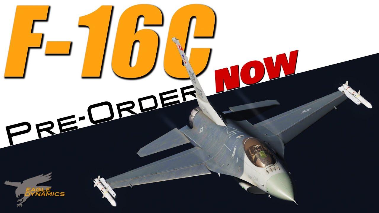 DCS: F-16C Viper Introduction