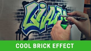 Download Video Awesome airbrushed Graffiti name MP3 3GP MP4
