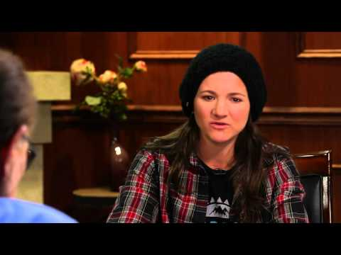 Snowboarder Kelly Clark | King's Things | Larry King Now - Ora TV