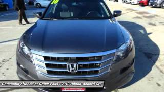 2010 Honda Accord Crosstour Cedar Falls IA H9051A