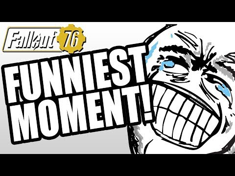 FUNNIEST MOMENT SO FAR! Part 19 | Funny Fallout 76 Gameplay thumbnail