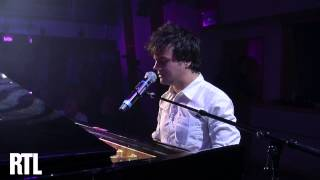 Jamie Cullum - What a difference a day makes en live dans RTL JAZZ FESTIVAL - RTL - RTL