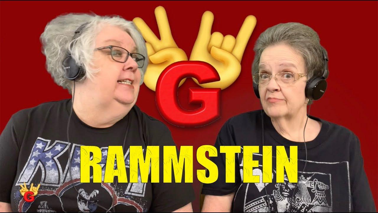 2RG - Two Rocking Grannies Reaction: RAMMSTEIN - SONNE (LIVE)