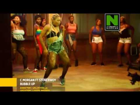 TEAR RUBBER (BTS) : CYNTHIA MORGAN (@iCYNTHIAMORGAN) ft STONEBWOY (@STONEBWOYB) - BUBBLE UP