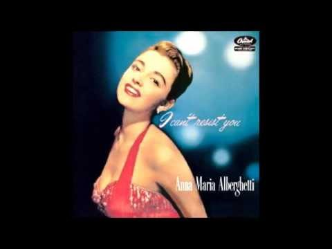 I Only Have Eyes For You - Anna Maria Alberghetti