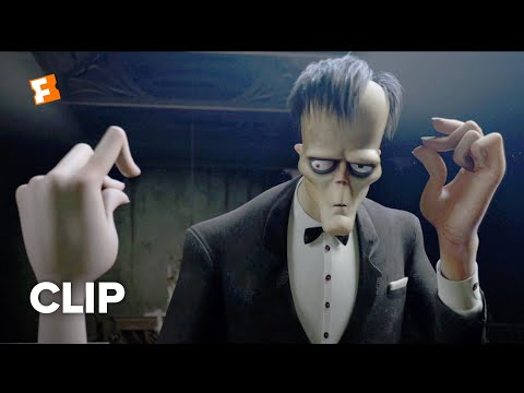 The Addams Family Movie Clip - Theme Song (2019) | Movieclips Coming Soon