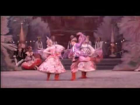 Russian Dance - Nutcracker