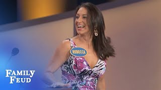 GUYS, THIS DATE is gonna leave you STUNNED!!! | Family Feud