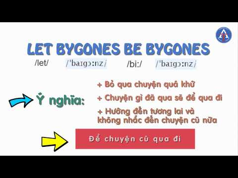 [HỌC IDIOM QUA PHIM] - Let Bygones Be Bygones (The Social Network)