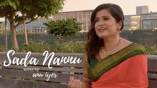 Sada Nannu | Mahanati | Mickey J Meyer | Cover by Anu Iyer