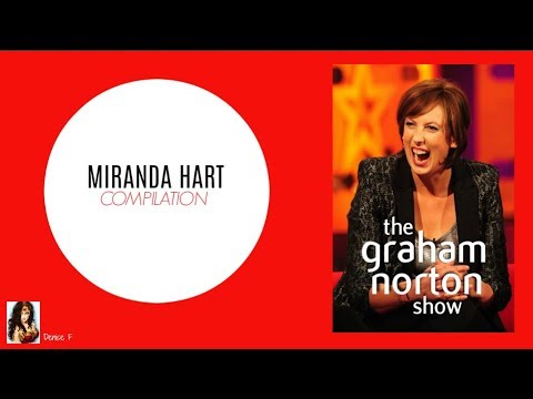 Miranda Hart On Graham Norton Youtube