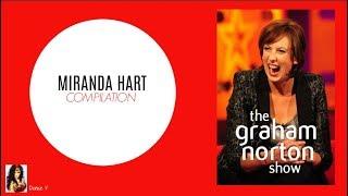 Miranda Hart on Graham Norton