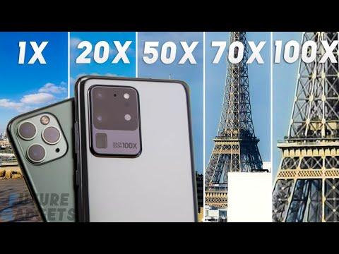 8 Best ZOOM Camera Smartphones 2020