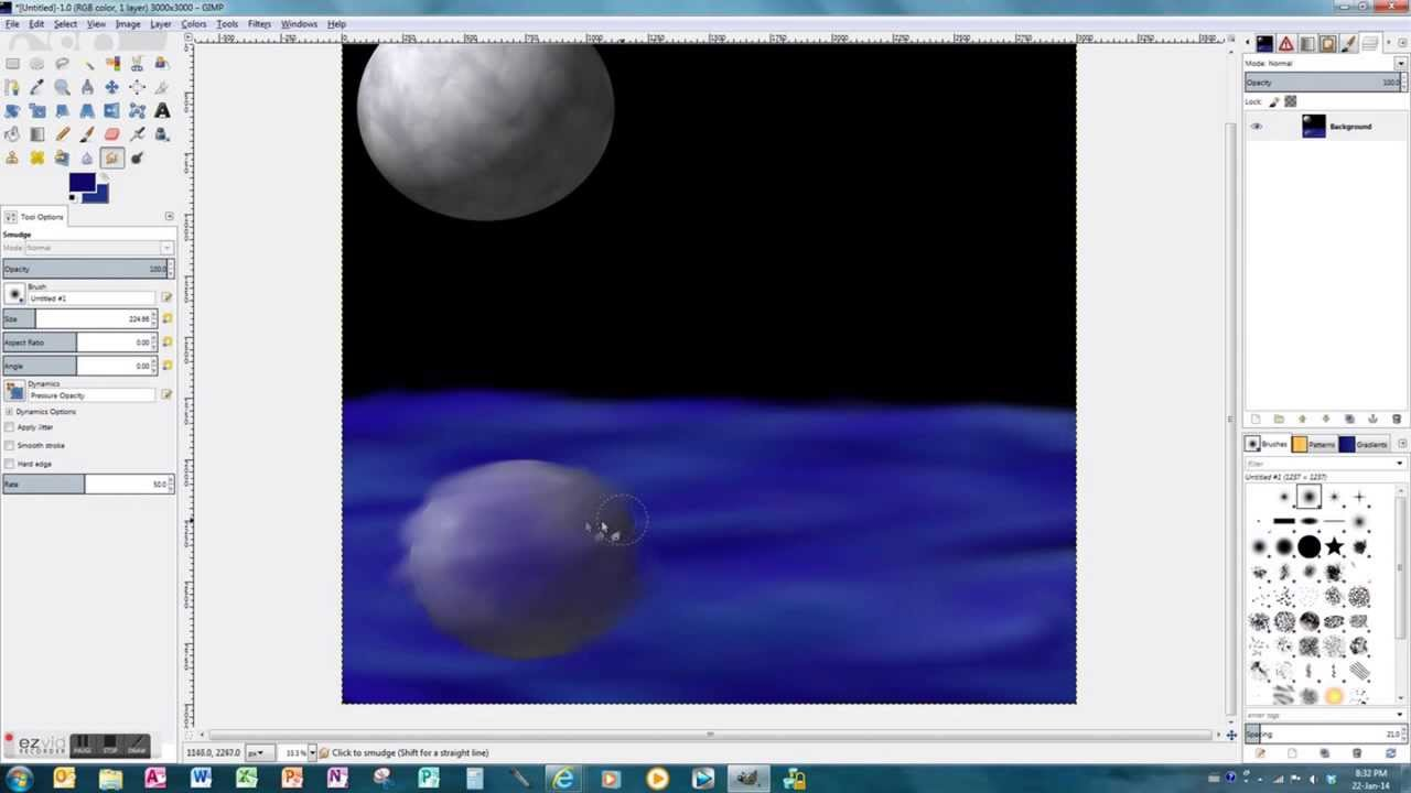 How To Draw The Moon Riddle