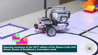 Ghana-India 2017 AITI-KACE Innovation Week