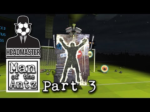 Taking on the super rocket powered keeper | Headmaster on Oculus Rift - Part 3