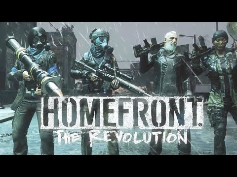 Hearts and Minds 101 - Homefront: The Revolution