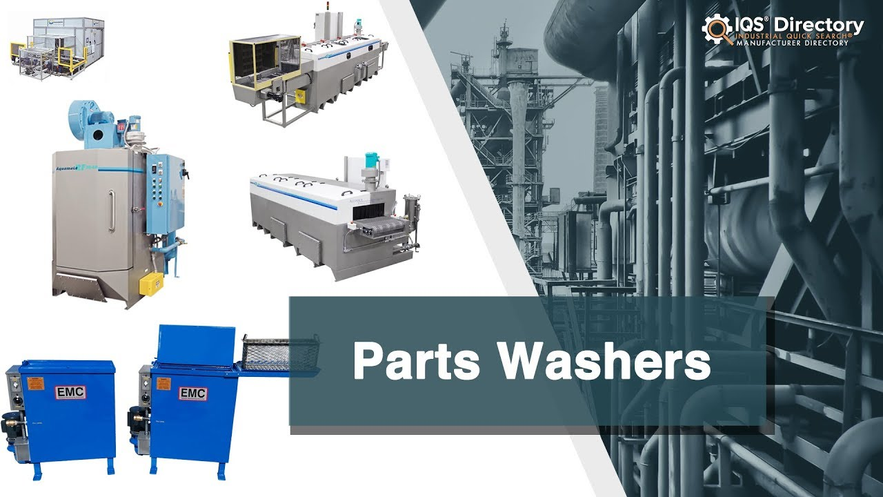 Parts Washer Manufacturers | Parts Washer Suppliers