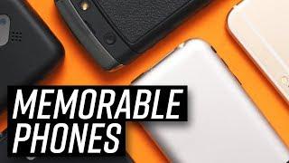 Most Memorable Phones Ever