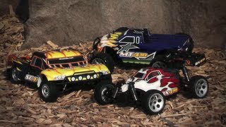 Dromida 1/18 SC4.18 Short Course 4WD RTR Video
