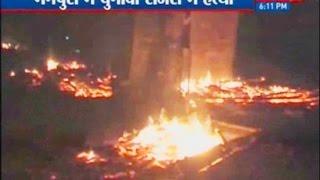 Violence erupts in Kurawali of Mainpuri; Situation under control