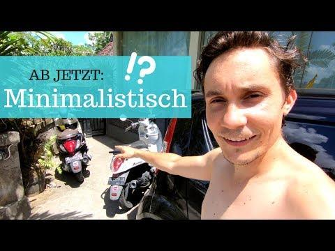 Komplett anders! Unser Leben nach der Luxus-Villa // Minimalismus // Ubud, Bali // VLOG#3