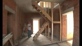 видео лестницы строительство