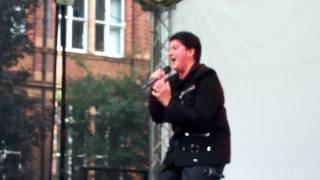 "Loz (Loraine) Tinsley, Manchester Pride, ""I"