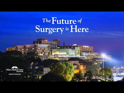 The Future of Surgery is Here: MMC's Surgery 2