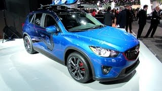 Mazda CX-5 180 Concept 2012 Videos